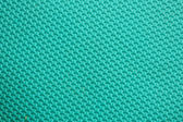 Texture and pattern green rubber mat — Stock Photo