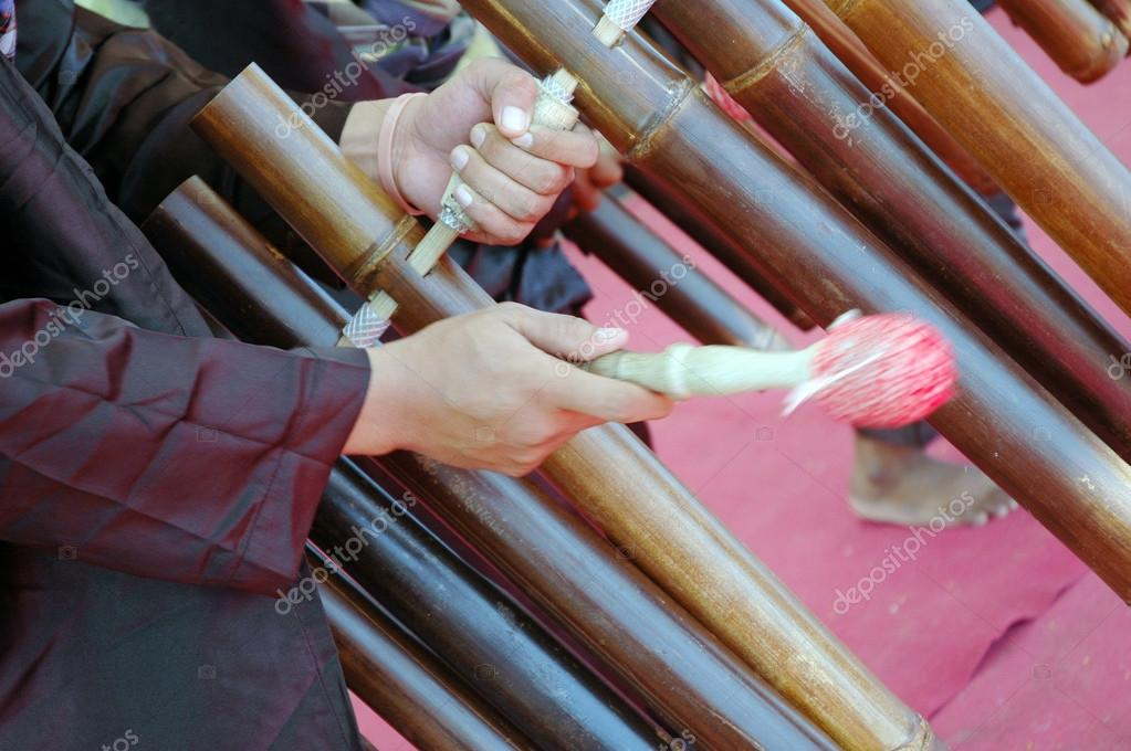 angklung a music instrument The angklung is a musical instrument from indonesia made of two to four bamboo tubes attached to a bamboo nice music instrument over 2 years ago similar projects.