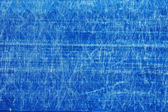 Abstract texture on blue plastic tent — Stock Photo