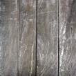 Old dark wooden wall textured — Stockfoto