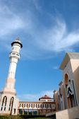 Mosque Baitul Izzah in Tarakan Indonesia — Stock Photo