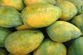 Papaya — Stockfoto