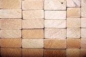 Wooden block — Stock Photo