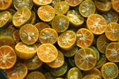 Lime slices — Foto de Stock