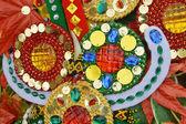 Trinkets beads decoration — Stock Photo