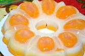 Pastel de gelatina — Foto de Stock