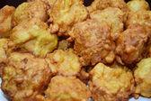 Fried tofu — Stock Photo