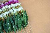 Catena di fiori — Foto Stock