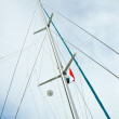 Empty mast — Stock Photo #36692637