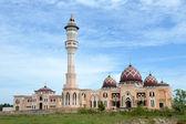 Mosque Baitul Izzah Tarakan, Indonesia — Stock Photo