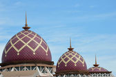 Mosque Baitul Izzah Tarakan, Indonesia — Stock Photo
