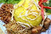 Yellow rice — Stock Photo