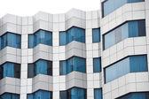 Row of windows — Stock Photo