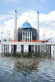 Amirul mukmini mosque — Stock Photo