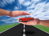 Car insurance concept. — Stock Photo