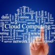 Cloud computing — Stock Photo #18976425
