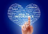 Health insurance. — Stock Photo