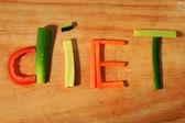 Diet. — Stock Photo