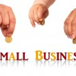 Small business concept. — Stock Photo
