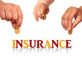 Family insurance. — Stock Photo
