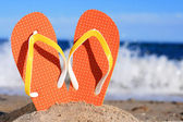 Flip-flops. — Stock Photo