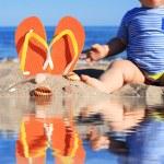 tempo d'estate — Foto Stock
