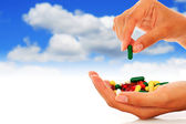 Pills. — Foto Stock