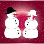 Feliz Natal e feliz ano novo — Foto Stock #15337263