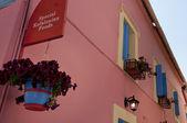 Restauracja w stylu kefalonian — Zdjęcie stockowe