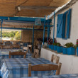 Stock Photo: Greek taverna