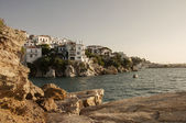 Skiathos panorama — Stock Photo