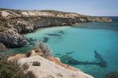 Milos beach — Foto Stock