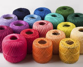 Fios coloridos — Foto Stock