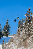 Scenari alpini — Foto Stock