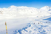Ski resort. Austria — Stock Photo