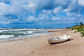 Beautiful scenic view of Baltic sea — Stock Photo