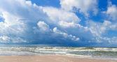 Beautiful scenic view of Baltic sea — Stock Photo