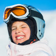 Young girl in ski wear — Stock Photo #16674401