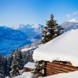 Alpine scenery — Stock Photo