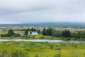 Iceland Thingvellir — Stock Photo