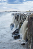 селфосс водопад, исландия — Стоковое фото