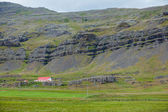 Icelandic Landscapes — Stockfoto