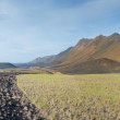 Road To Nowhere. Iceland — Stock Photo #21641877