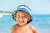 Summer Sea Portrait — Stock Photo