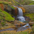 Waterfall in Iceland — Stock Photo #25005855