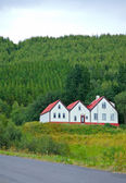 House in Iceland. — Stock Photo