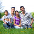 Happy family — Stock Photo #26083599