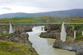 Godafoss waterfall — Stock Photo