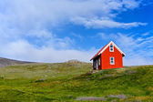 House in Iceland. — Stock fotografie
