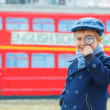 Little detective — Stock Photo #34400027